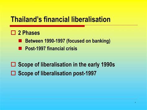Financial Crisis 1990s