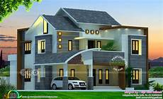 modern kerala house plans modern kerala home design by high view builders kerala