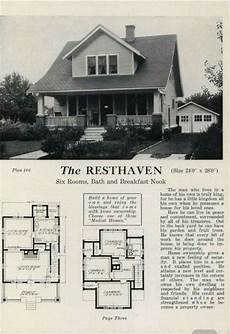 american bungalow house plans the resthaven bungalow architecture small house