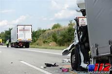 Kreuznach112 De Lkw Unfall A61 Sprendlingen