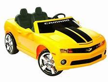 Buy Kid Motorz 12V Two Seater Chevrolet Racing Camaro Ride