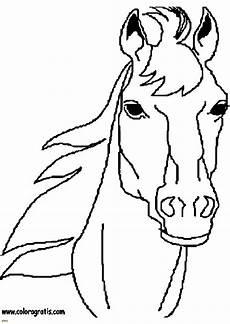 Ausmalbilder Vorlagen Pferde Window Color Vorlagen Pferd Kostenlos Bester