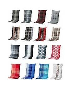 Polsterauflagen Für Gartenmöbel - gartenm 246 bel auflagen sets f 252 r hochlehner g 252 nstig kaufen ebay