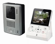 Interphone Vid 233 O Sans Fil Wdp 100 Scs La Boutique