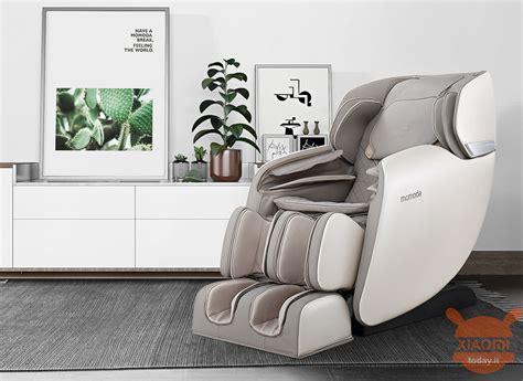 Xiaomi Momoda Ai Full Body Massage Chair, La Poltrona
