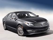 2013 Lincoln MKZ  CAR NEWS