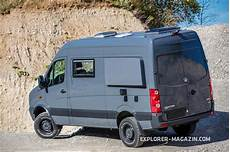 Vw Crafter 4motion Vehiculos Overland Beds