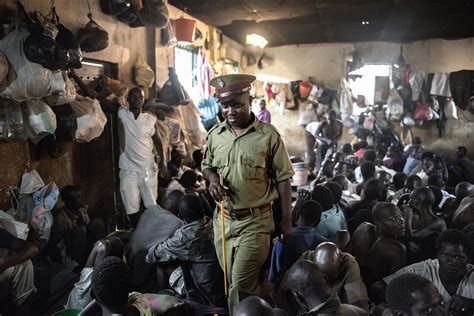 African Prison