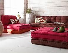 cuscino divano divano cuscini trapuntati tabouret materasso a terra 3