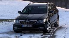 2015 skoda superb ii combi 2 0 tdi 170 hp test drive