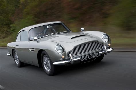 Newmotoring » What Happened To The Skyfall Db5?