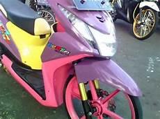 Modif Motor Beat Fi by Modifikasi Honda Beat Pgm Fi Modifikasi Motor Beat