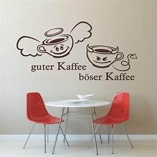 guter kaffee böser kaffee deko shop 24 de wandtattoo guter b 246 ser kaffee deko shop