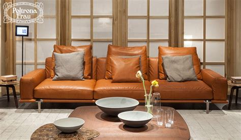 Let It Be Sofa By Poltrona Frau