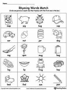 3 letter rhyming words worksheets for kindergarten 23526 rhyming words match with images rhyming words worksheets rhyming worksheet rhyming words