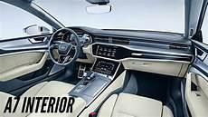 Audi A7 Innenraum - 2018 audi a7 interior