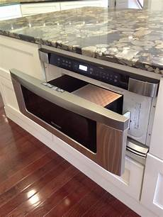 Kitchen Islands With Oven And Microwave by Drawer Microwave In Kitchen Island J Homes Inc