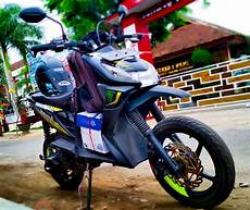 Honda Beat Modif Supermoto by Modip Motor Beat Impremedia Net