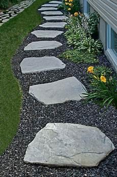jardin pas japonais front yard landscaping