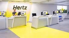 hertz car rental service