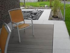 Wpc Terrasse Galabau M 228 Hler Wpc Garten Kleve