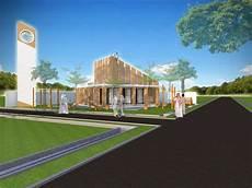Project Surau Taman Publik Desain Arsitek Oleh Cv Griya