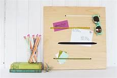 memo board diy elastic memo board
