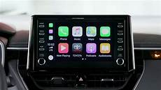 apple carplay radio your toyota apple carplay how to connect