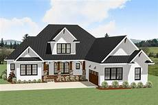country craftsman house plans 4 bed country craftsman with garage options 46333la