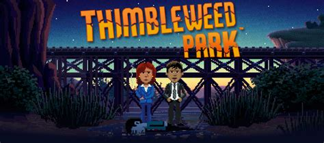 Thimbleweed Park ThimbleCon 87 PART 17