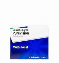 lentilles bausch lomb purevision multifocal mensuelle