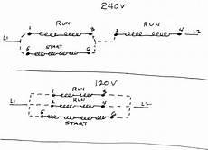 Wiring Diagram For 220 Volt Single Phase Motor