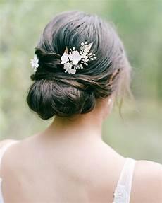 55 simple wedding hairstyles that prove less is more martha stewart weddings