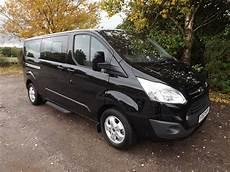 Ford 9 Sitzer - new ford tourneo custom 9 seat minibus