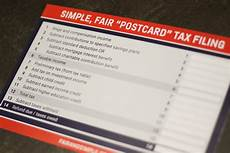 why the 2019 quot postcard quot form 1040 is not shorter or better
