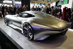 Mercedes Benz AMG Vision Gran Turismo Revealed  Carscoza