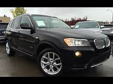 pre owned black 2013 bmw x3 awd 28i in depth review
