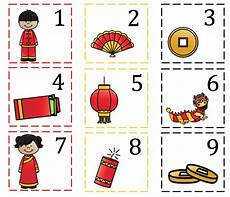 free chinese new year printable preschool printables