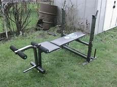 York 230 Folding Bench
