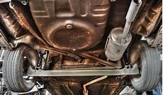 Unterboden Und Rostschutzbehandlung 3 Werkstattangebote