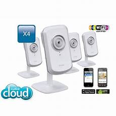d link dcs 930l ip pack de 4 233 ras ip wifi d link dcs 930l top achat