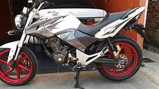 Modif Tiger Revo by Modifikasi Honda Tiger Revo Fighter Minimalis