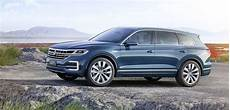 Vw Unveils A New Electric In Suv T Prime Concept Gte