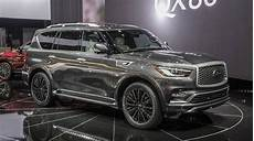when does the 2020 infiniti qx80 come out 2020 infiniti qx80 design arrival specs suv project