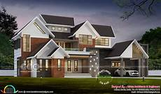 cute 5 bhk house architecture cute 5 bhk house architecture in 3600 sq ft kerala home