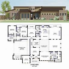 modern house plans with courtyard contemporary side courtyard house plan 61custom