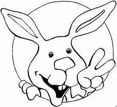 Ausmalbild Hase Sitzend Malvorlage Hase Sitzend Tippsvorlage Info Tippsvorlage