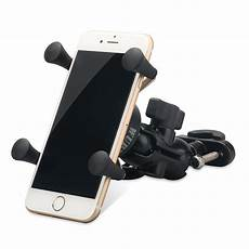 x grip motorcycle bike car cellphone gps mount usb holder