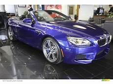2012 san marino blue metallic bmw m6 convertible 72398099