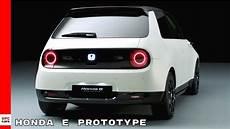 honda e prototype honda e prototype
